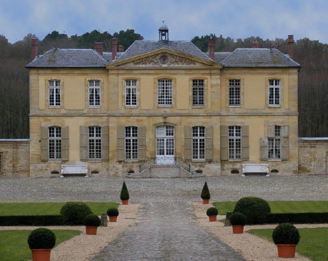 photo chateaux a vendre en ile de france