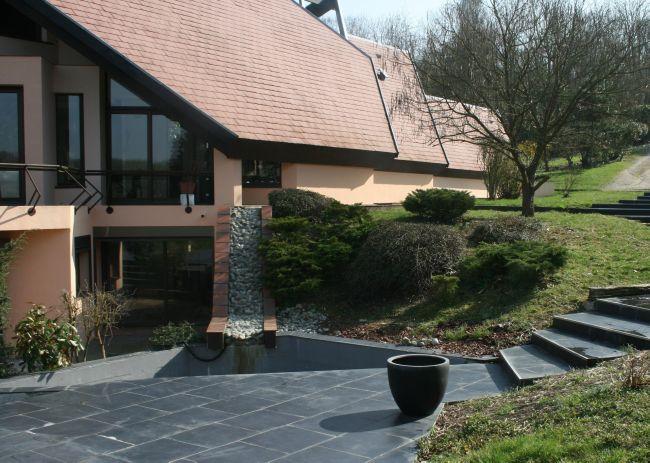 Exceptionnelle maison d 39 architecte 15 39 d 39 eurodisney for Maison marne la vallee