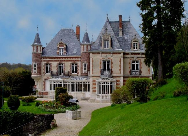 chateaux a vendre marne