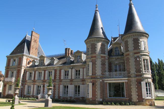 chateau a vendre fontainebleau