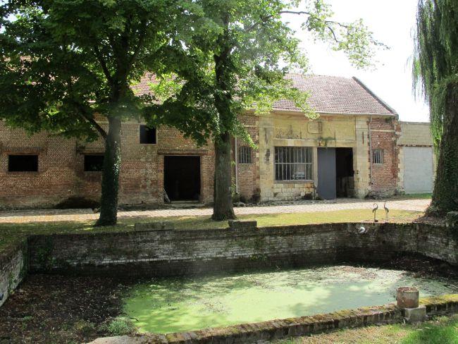 Très beau manoir restauré du XVIIIème siècle avec ses