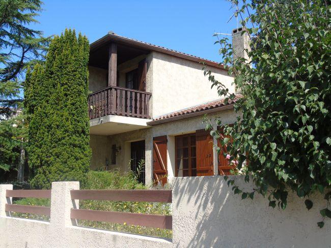 Maison d 39 architecte dans toulouse proche avenue jean rieux for Architecte maison individuelle toulouse