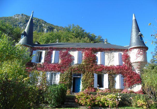 Manoir de charme du 19 me proche de tarascon sur ari ge - Office du tourisme de tarascon sur ariege ...