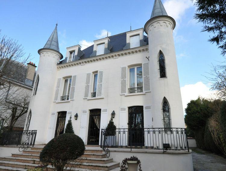 Splendide h u00f4tel particulier du XIX u00e8me aux portes de Paris et du bois de Vincennes # Ouverture De Porte Fontenay Sous Bois