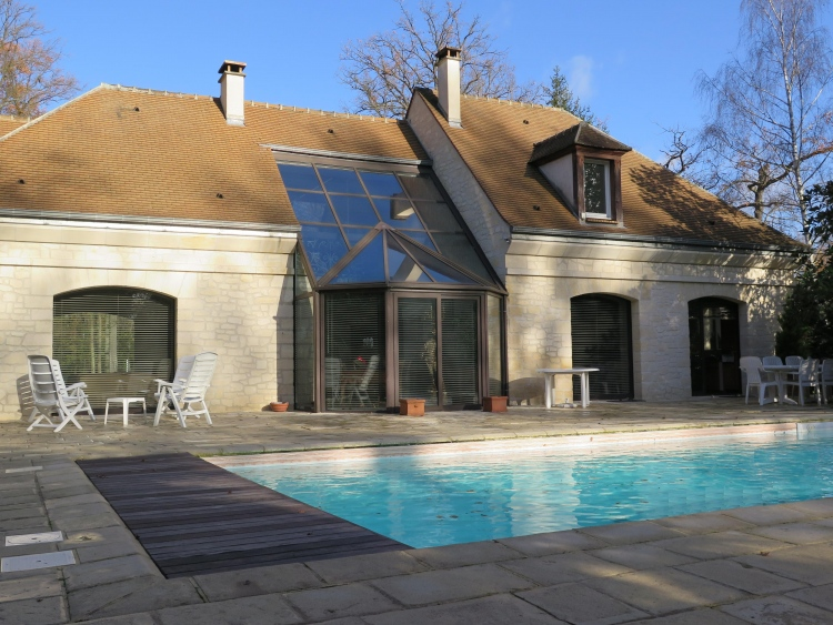 vente maison/villa 8 pièces LAMORLAYE 60260