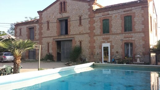 Mas aux portes de perpignan avec un fort potentiel for Hotel perpignan avec piscine