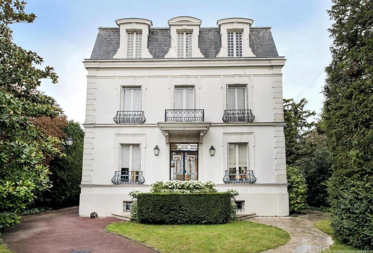 vente maison/villa 10 pièces LA VARENNE SAINT HILAIRE 94210