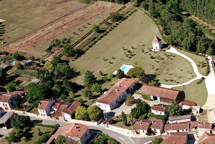 vente maison/villa 12 pièces VALENCE d'AGEN 82400