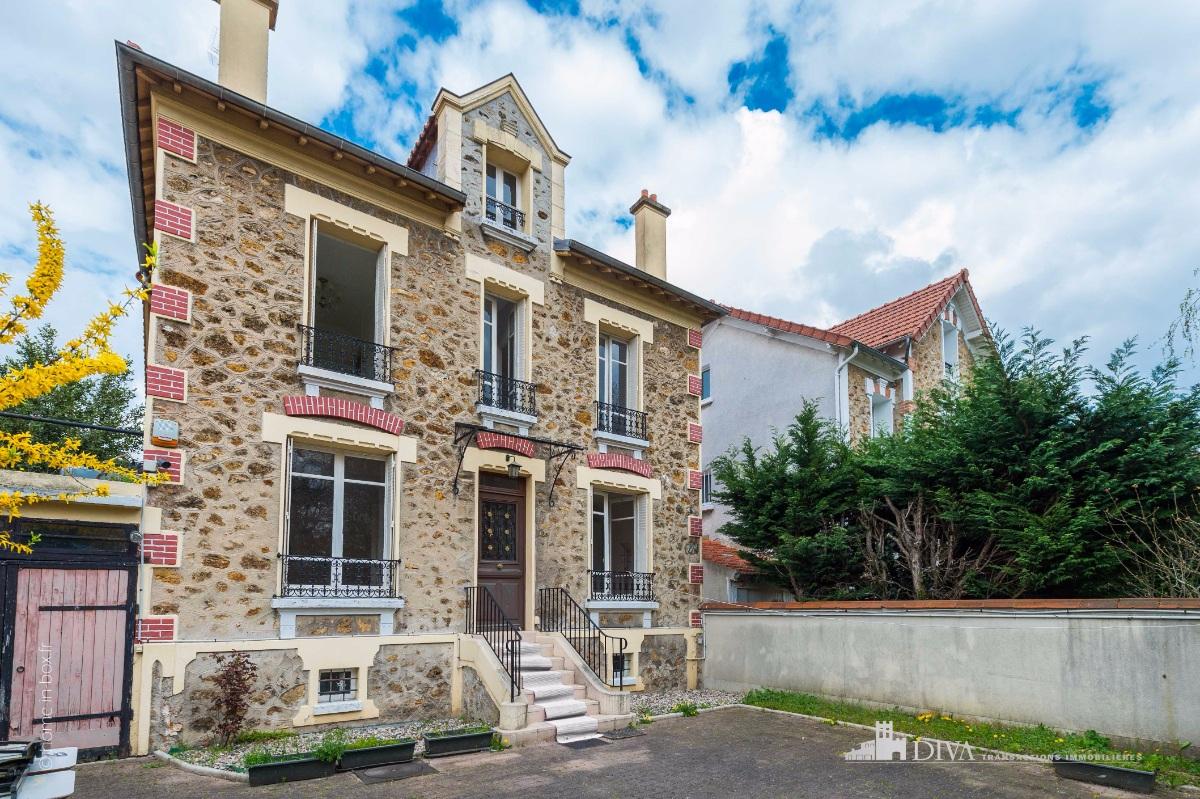 vente maison/villa 6 pièces LE PERREUX 94170
