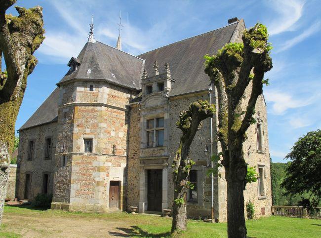 vente de prestige château 14 pièces L'AIGLE 61300