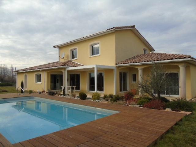 vente maison/villa 6 pièces RABASTENS 81800